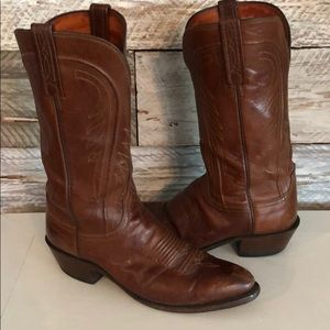 Authentic Women's Lucchese Boots